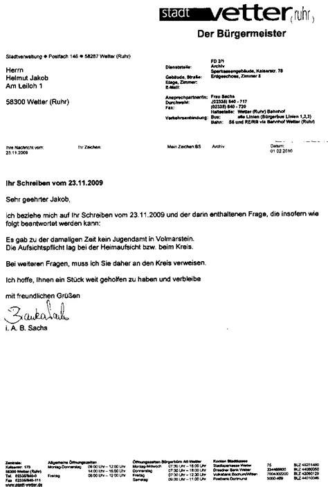 Und Verbleiben Mit Freundlichen Grüßen Brief Brief Mit Freundlichen Gr 252 223 En Images