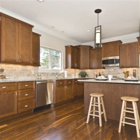 walnut shaker kitchen cabinets shaker walnut tall cabinets planet granite