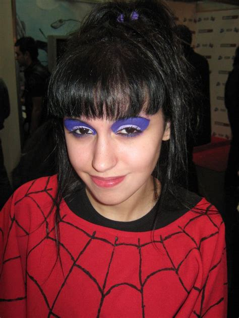 lydia deetz hairstyle halloween on pinterest halloween make halloween makeup