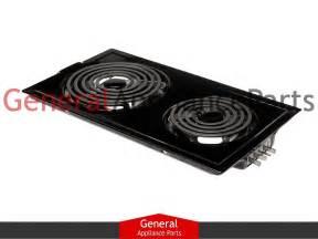 Maytag Cooktop Knobs Jenn Air Designer Line Cooktop Black Electric Coil Element
