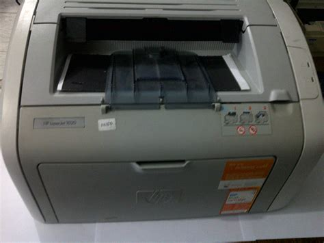 Printer Laserjet 1020 jual printer hp laserjet 1020 second toner 12a laserjet