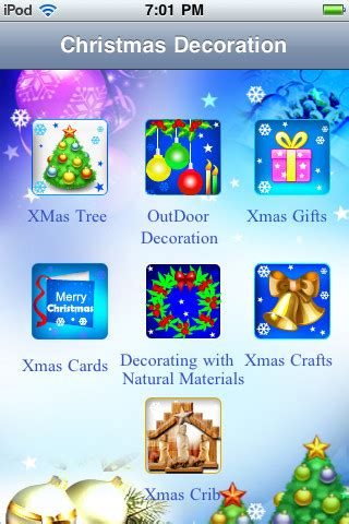 decorations app for iphone ipod touch