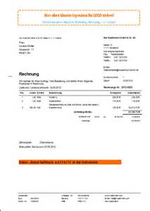 Muster Rechnung Einzelunternehmen Rechnungsprofi Handwerker 187 World Of Rechnungsprofi