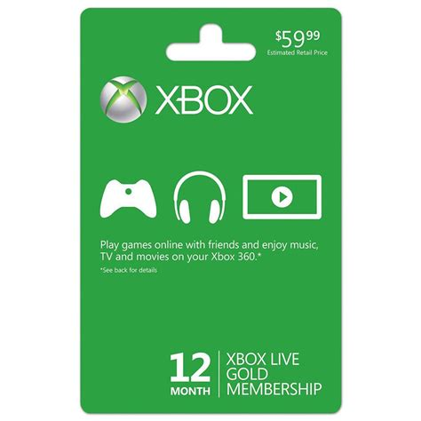 how to buy an xbox 360 live gold membership ebay - How To Buy Xbox Live Gold With Xbox Gift Card