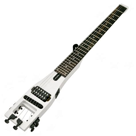 Anygig Age Protable Electric Guitar 6 Strings Right Traveler Guit anygig age protable 42mm graphite nut traveler right