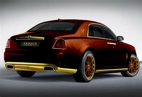 roll royce fenice fenice milano rolls royce ghost presented autoevolution