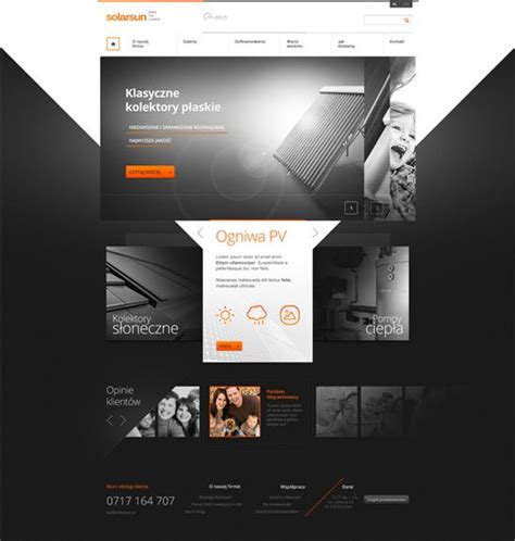 css layout inspiration unusual geometric web designs html css web templates