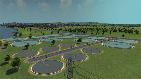 Sewage Treatment Plant steam workshop modular sewage treatment plant