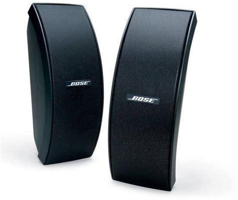 Speaker Merk Bose bol bose 151 weerbestendige speakers 2 stuks zwart