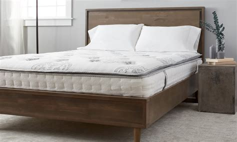 bed pillow tops how to fluff a pillow top mattress overstock com