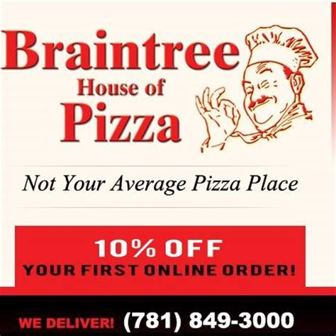 braintree house of pizza braintree house of pizza coupons braintree ma near me