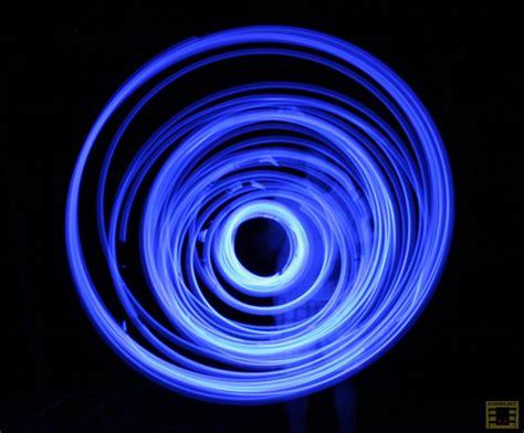 com vortex light painting with fireflys led wheel lights