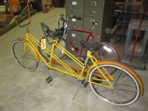 huffy vintage 2 seat bicycle