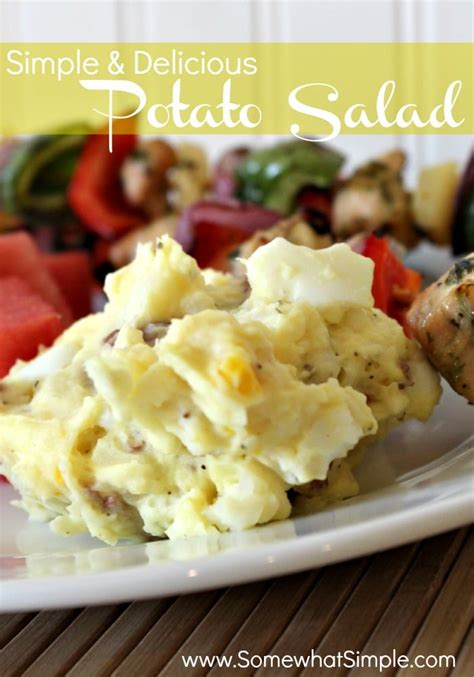 Mustard Seed Home Decor by Simple And Delicious Potato Salad Recipe Somewhat Simple