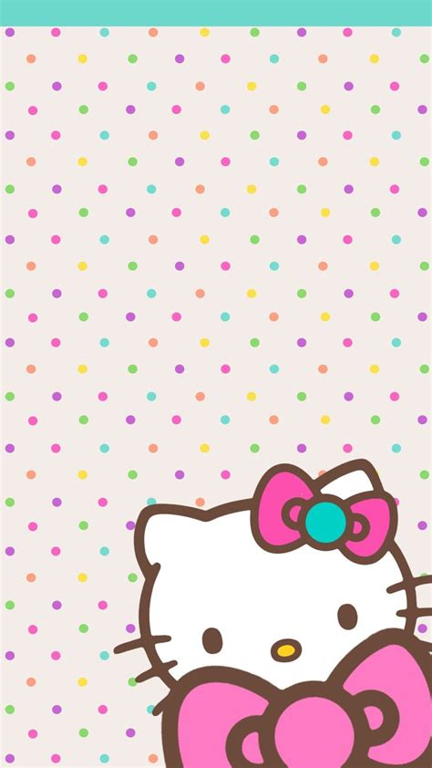 hello kitty wall wallpaper 2959 best wallpaper hello kitty images on pinterest