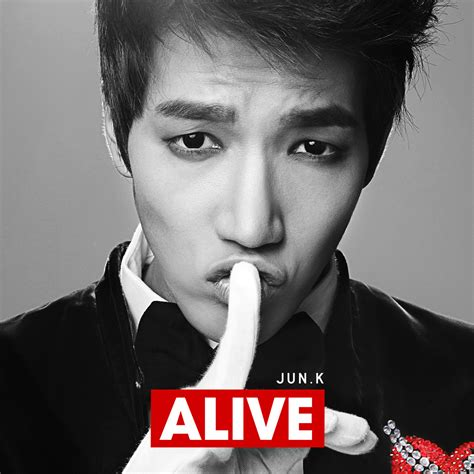 Jun K jun k 2pm alive mv 111007 haloo elly box