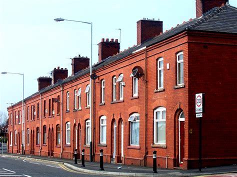Narrow Row House file fredrick street werneth oldham jpg wikimedia commons