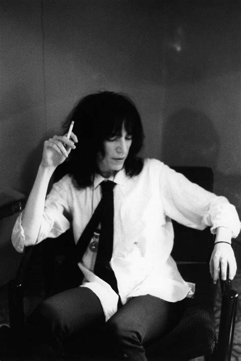 patti smith hairstyle the patti smith look book the cut