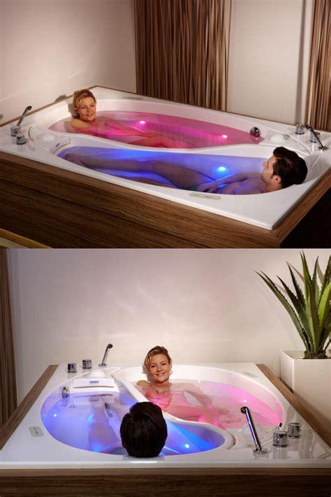 baignoire pour deux la baignoire yin yang