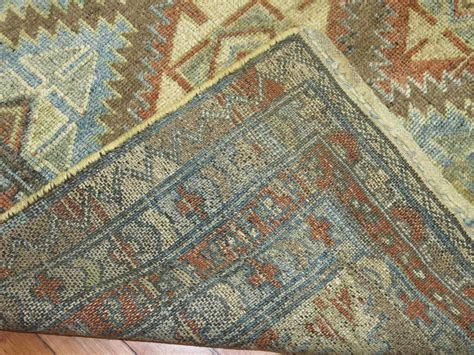 rugs with patterns tribal kurd rug with geometric pattern at 1stdibs