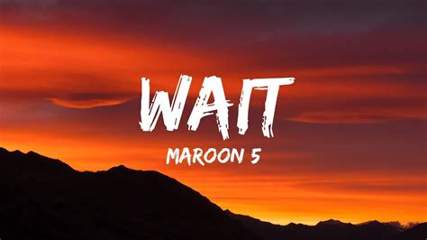 download mp3 album maroon 5 wait maroon 5 mp3 9 90 mb search music