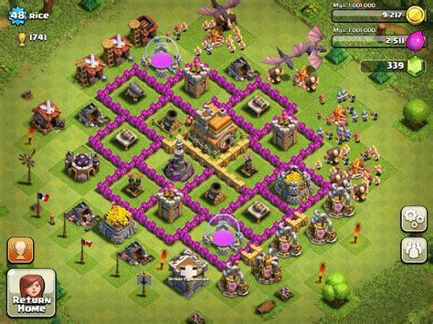 how to play clash of clans with pictures wikihow clash of clans screenshots city building games