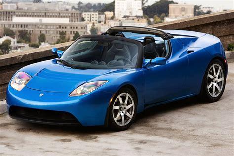 Tesla Roadster Convertible Tesla Convertible For Tesla Image