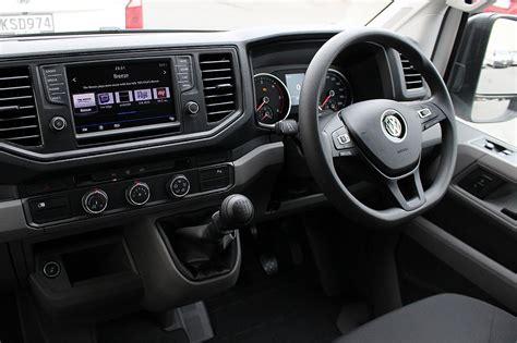 volkswagen crafter interior volkswagen crafter large van miles continental