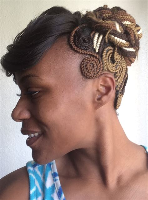 quick and easy braids with extensions whttme
