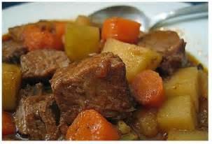easy crock pot beef stew recipe food com