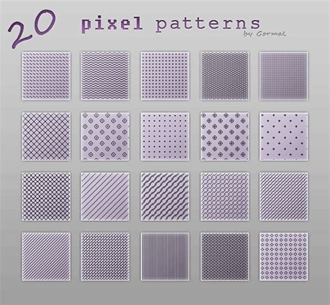 pixel pattern ai 75 photoshop patterns free psd ai vector eps format