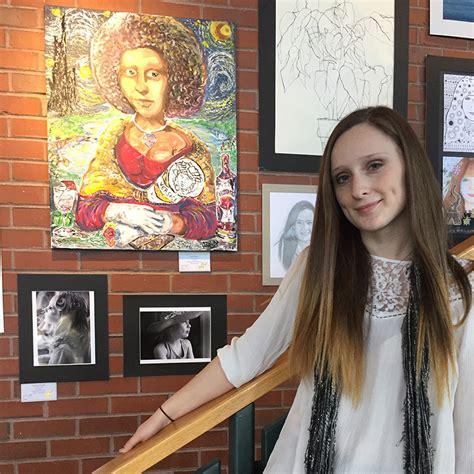 scholastic arts winners exhibit  pinkerton academy conval regional high school