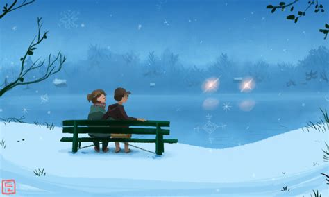 images of love in winter winter love by louiezong on deviantart