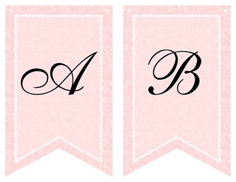 templates for baby shower decorations free printable baby shower banner