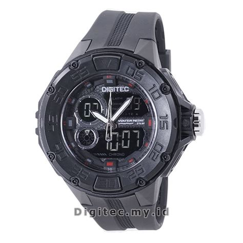 Jam Tangan 0830261 Original digitec dg 3029t black jam tangan sport anti air murah