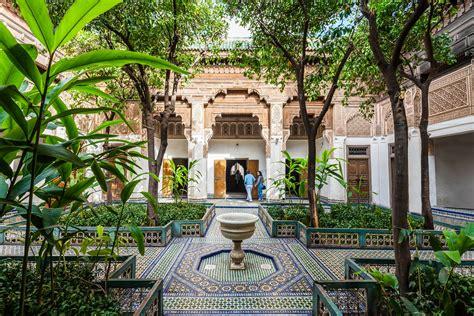 Traditional House Floor Plans Die Besten Marrakesch Tipps F 252 R Euren Urlaub Urlaubsguru De