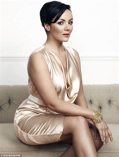 martine model martine mccutcheon insists she is proud to be a role model