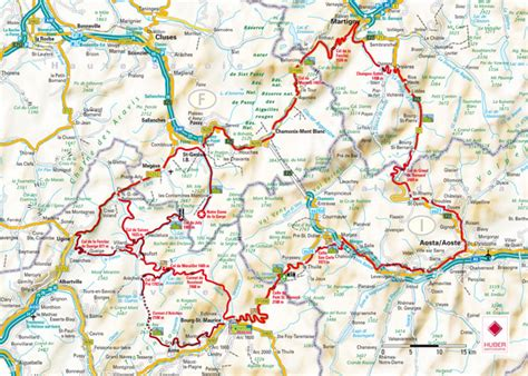 Motorradtouren Grenoble by Tf Alpentour 47 Rund Um Den Mont Blanc Tourenfahrer