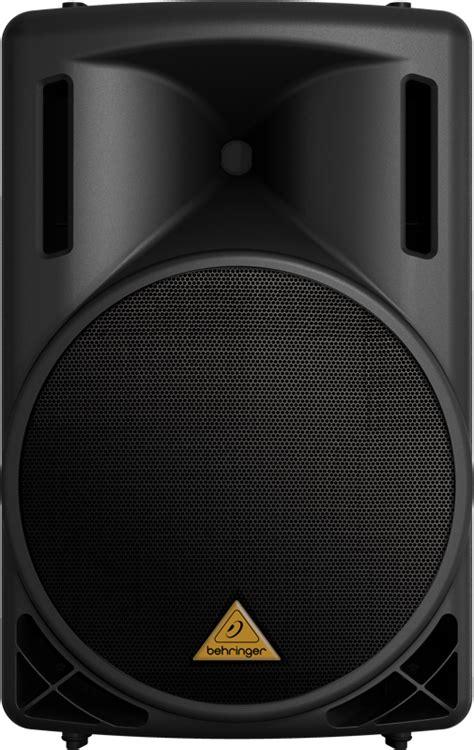 Speaker Subwoofer 15 Inches behringer 100 watt 2 way pa speaker system w 15 inch woofer mcquade musical instruments