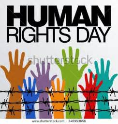 international islamic and human rights can they get along books human rights day poster template stock vector illustration