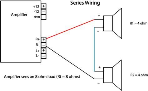 wiring 4 terminal speakon connection to speakers avs