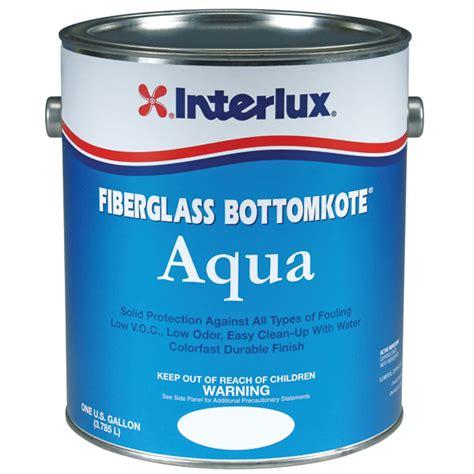 west boat bottom paint interlux fiberglass bottomkote aqua west marine