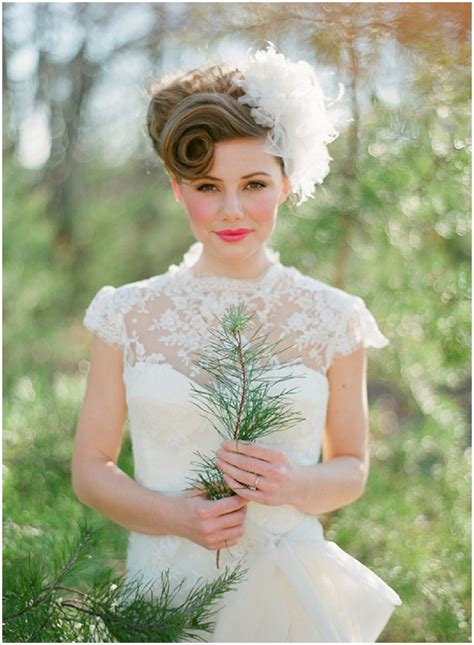 vintage bridal hair ideas vintage wedding hairstyles ideas