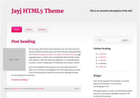 10 stunning html menu templates to download css menumaker top 17 most stunning css and html5 templates