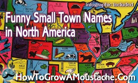 weird town names in usa funny small town names in north america how to grow a