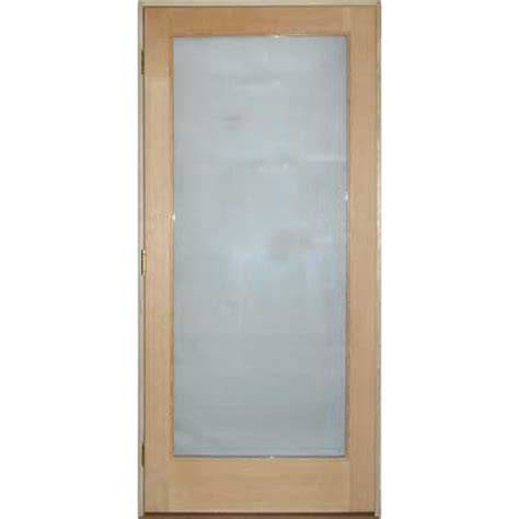 Glass Sauna Doors Commercial Door