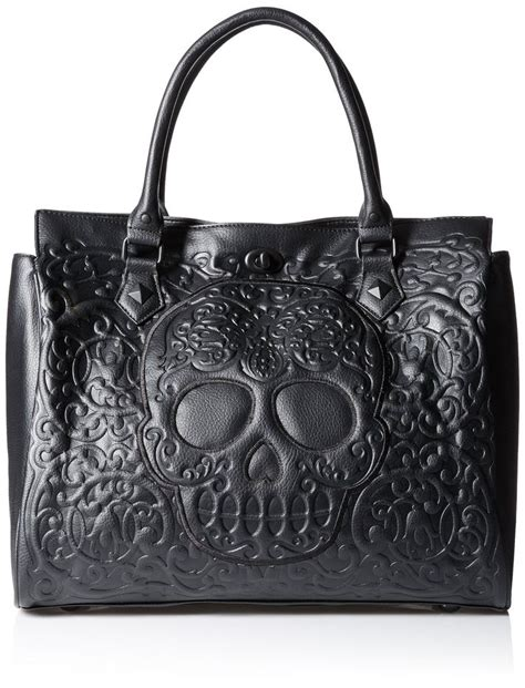 20348 Black Gold Skull Handbag 17 best images about jewlery accessories on gold studs and opals