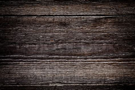 Old stained board. A dark background   Stock Photo   Colourbox