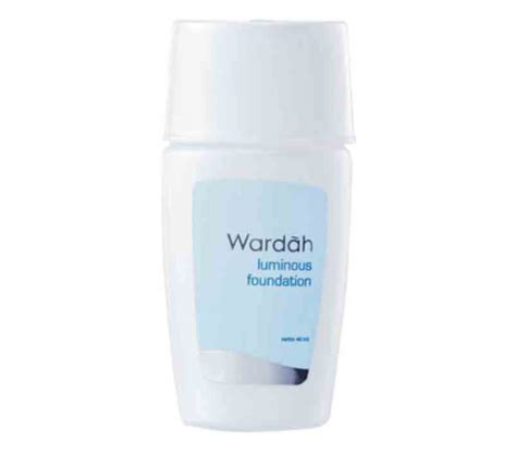 Wardah Everyday Luminous Foundation halal cosmetics singapore wardah everyday luminous