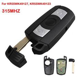 Bmw Key Fob Replacement Replacement Keyless Entry Remote Key Fob For Bmw